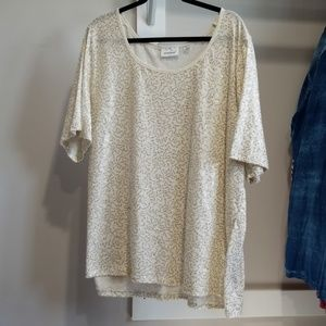 Sparkly tee shirt